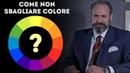 Come non sbagliare colore? - I colori dell'eleganza 1di4: l'abito