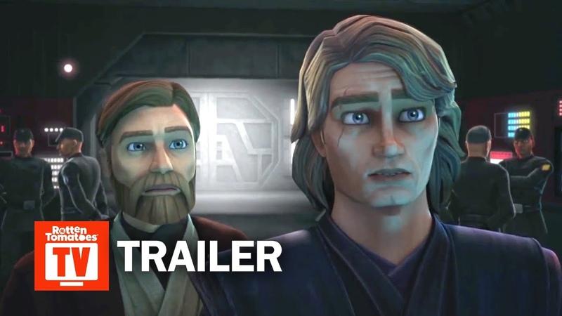 Star Wars: The Clone Wars Season 7 Comic-Con Trailer   Rotten Tomatoes TV