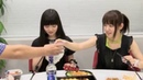 Uesaka Sumire & Komatsu Mikako celebrates friendship with Vodka [Potastic Fansubs]