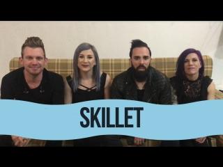 Skillet приглашают на Atlas Weekend 2018