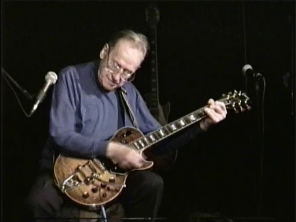 Les Paul How High The Moon 2- 8/4/97