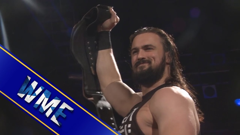 Drew Galloway Custom Entrance Video TItantron (ICW, TNA)