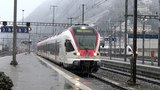 2016-02-07 Bellinzona-Luino, SBB RABe 524 Flirt TILO