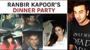 B-Town At Ranbir Kapoor And Sanjay Khan's   Kareena Kapoor   Aditya Roy Kapoor