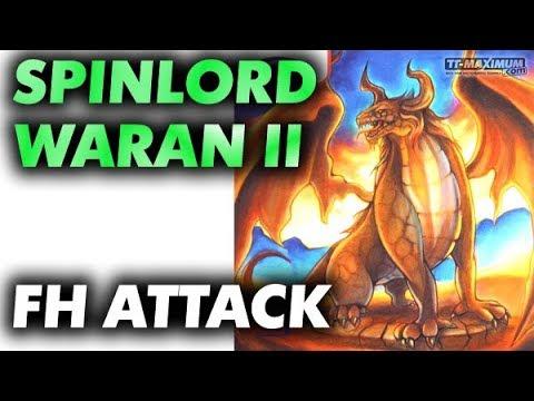 Короткие шипы Waran II атака и контратака справа слева Killer