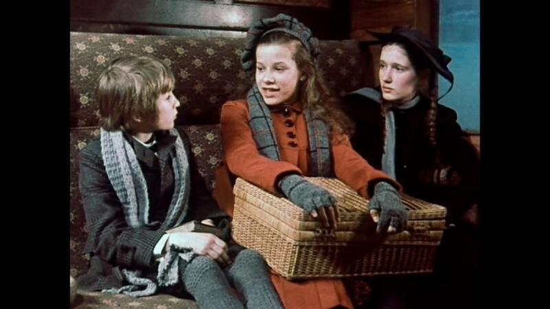 Thursday's Child / Margreth Thursday (1972–1973, Великобритания) немецкий дубляж, 1 серия из 6
