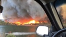 Centro Epson Meteo on Instagram L'impressionante tornado di fuoco dà vita a una tromba marina sul fiume Colorado in Arizona Video di Dave Sc