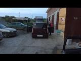 Самое громкое такси Омска Toyota bB