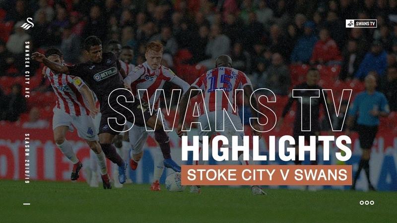 Highlights: Stoke City v Swansea City