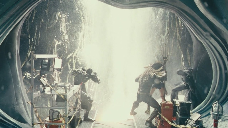 Воскрешение Супермена |Лига справедливости| (2017)