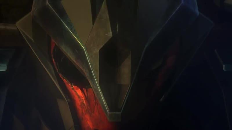 Трансформеры прайм клип про Сайласа (Брейкдауна)