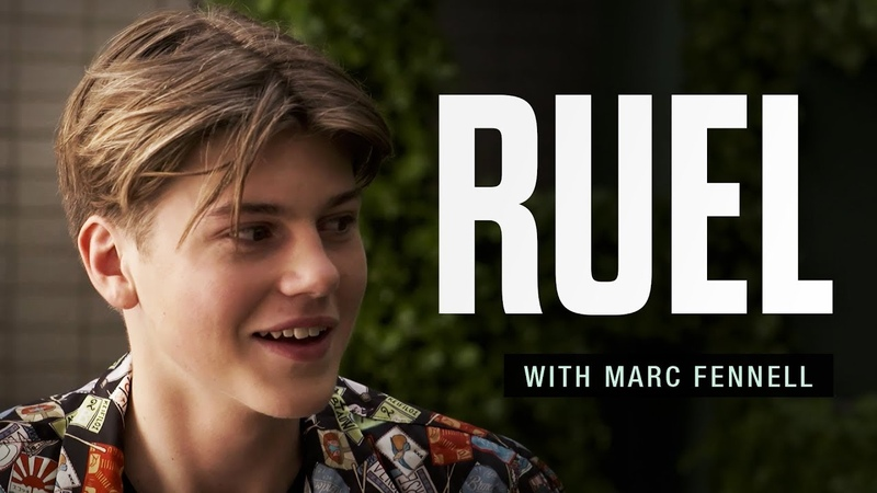 Ruel: 'Songwriting is exaggerating'