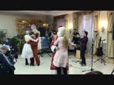 Михаил Задохин, Родион Газманов, Лиза Арзамасова на концерте в Клину ( тк Россия-1)