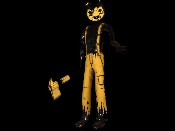 Bendy and The Ink Machine Chapter 5 OST - A Songwriter Scorned (Extended)