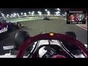 Bahrain 2019 Awesome Kimi Räikkönen overtaking 2 cars within 3 corners