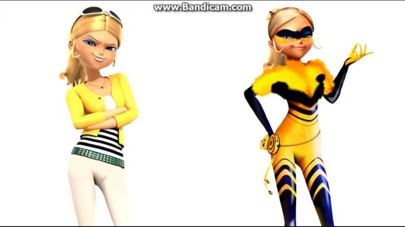 Хлоя- пчела(Ржач по полной)