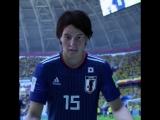 FIFA 18 World Cup | Япония - Колумбия