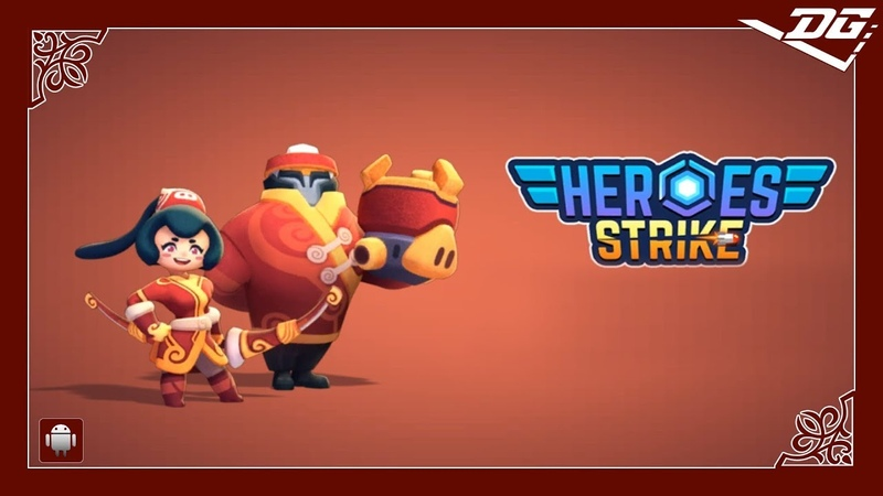 Heroes Strike - 3v3 Moba Brawl Shooting (Unreleased) (Android) Gaming Video