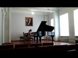 Аня Шелухина. Чайковский Баба-яга. Григ Melodie
