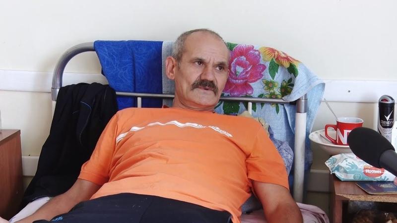 Активіст завдав поранень охоронцю муніципальної гвардії