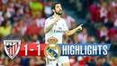 🔥 Атлетик Бильбао - Реал Мадрид 1-1 - Обзор Матча Чемпионата Испании 15/09/2018 HD 🔥