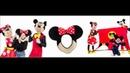 👍 Реквизит для аниматоров — Маска для фотосессий Микки и Минни Маус — Магазин GrandStart ❤️