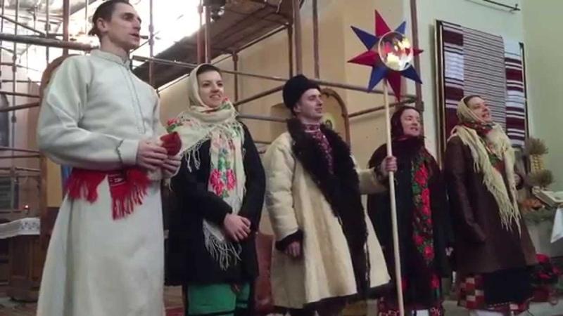 Гуляйгород виступ в ц Климентія Шептицького 2015 р