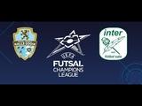 Лига Чемпионов. Группа А FP Halle-Gooik 3-4 Movistar Inter