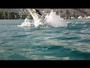 Issyk-kull lake