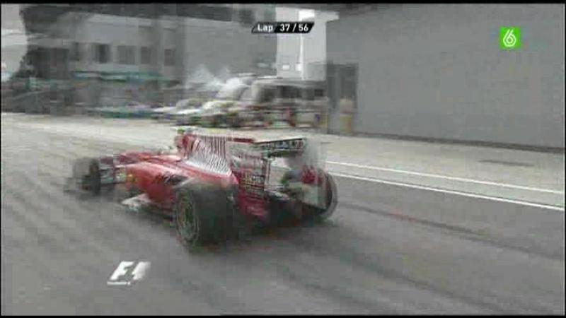3.Carrera F1 Gp Malasia 2010