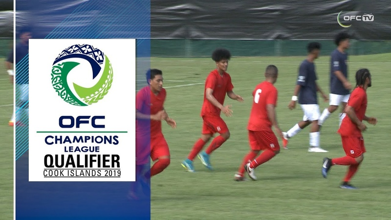 2019 OFC CHAMPIONS LEAGUE QUALIFIER | HIGHLIGHTS | Pago Youth vs Lotohaapai United FC