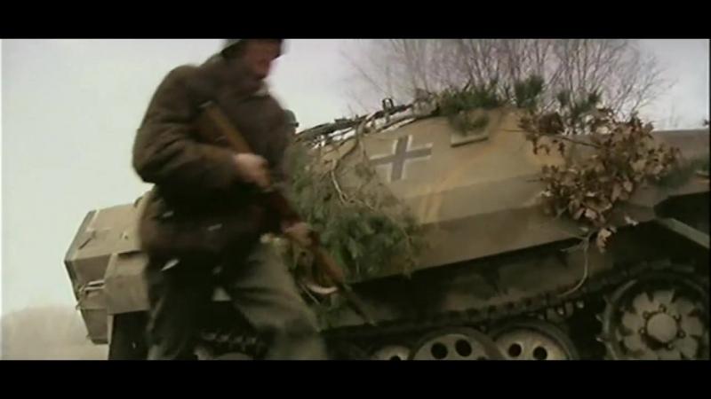 Сериал Тайна секретного шифра / бастиона (2007). Уничтожение немцами советской диверсионной группы