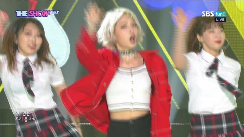 [Debut Stage] 180821 KIMI (키미) - MAMMY MAMMY (맘이맘이)