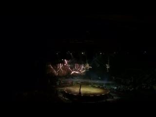 Воздушные акробаты, Cirque du Soleil