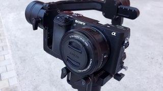Sony a6300   Zhiyun Crane 2   Videography