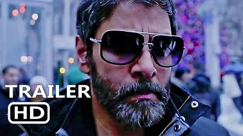 DHRUVA NATCHATHIRAM Official Trailer Tamil (2018) Chiyaan Vikram, Ritu Varma