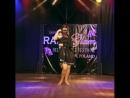Елена Пирогова на Raqs Glam Festval в Польше