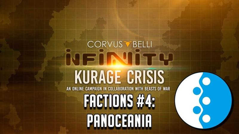 Kurage Crisis Factions 4: PanOceania