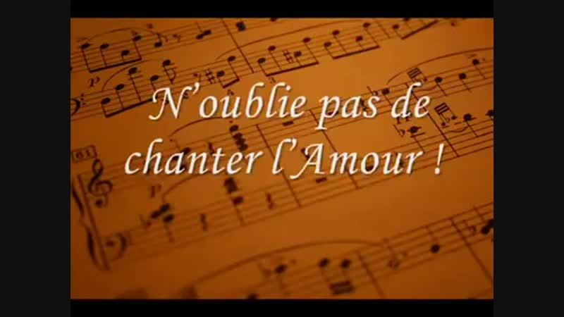 Belle chanson d'amour en langue berbére (kabyle) sous titré en français.