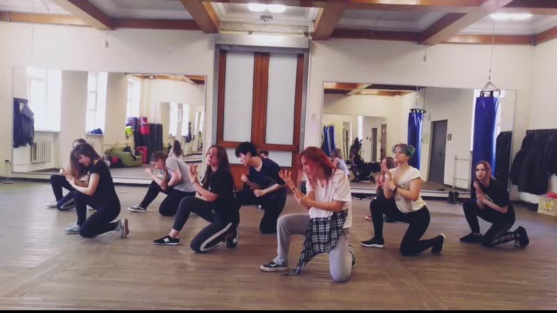 July Dance Family J-Ho - I wont Give Up Dance Cover