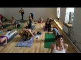 YogaSpace. Ashtanga yoga. Mysore class. Today. 8_00 A.M_01.04.18