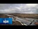 Autobahn 20: Erdrutsch auf der Fahrbahn | die nordreportage | NDR Doku
