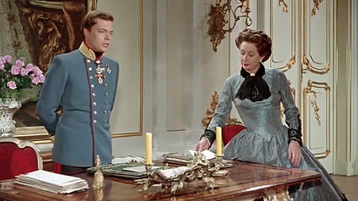 Сиссѝ - молодая императрица   Sissi - Die junge Kaiserin (1956, Австрия). Фильм второй.
