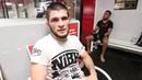 Хабиб Нурмагомедов тренировочные будни в спортзале AKA
