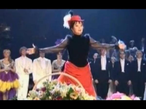 Татьяна Шмыга - Юбилейный вечер в Театре Оперетты 2009