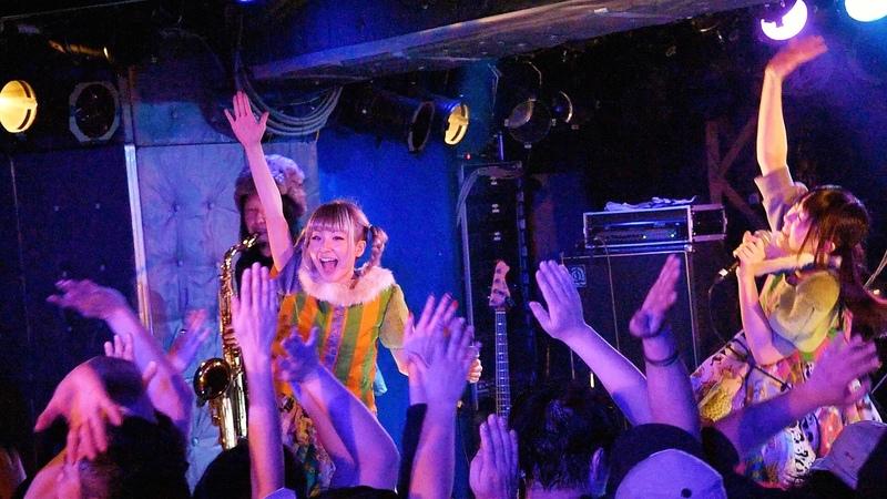 2015.02.10 おやすみホログラム / ドリフター(おやホロバンドver.) ※1回目 at 新宿LOFT