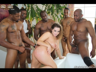 Blacksonblondes - natasha nice's second appearance