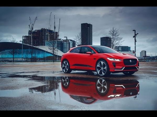 Обзор Jaguar I-PACE, который теперь и в России!