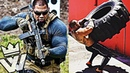 Real SWAT MONSTER (Special Forces Strength Training)