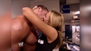 Test Kisses Stacy Keibler [After Def. Steven Richards]